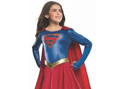 Rubie's Kids Supergirl TV Costume