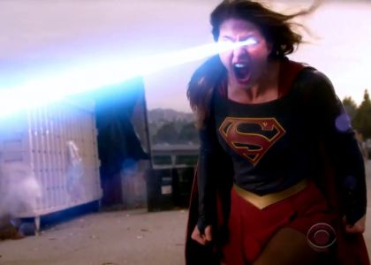 Supergirl 1x06 Red Faced