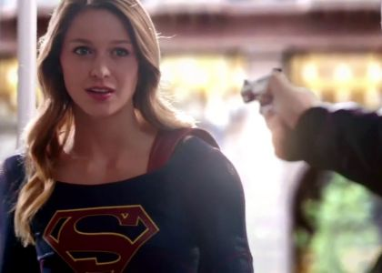 Supergirl 1x07 Human For A Day Sneak Peak