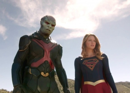 Supergirl 1x20 Promo - Better Angels