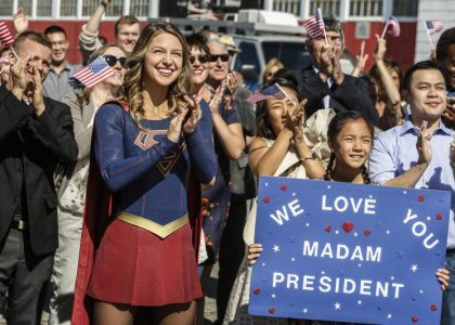 Supergirl 2x03 - Welcome To Earth