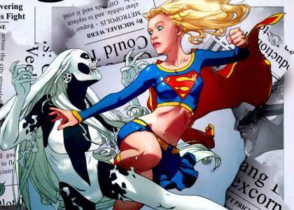 Supergirl 34 Silver Banshee