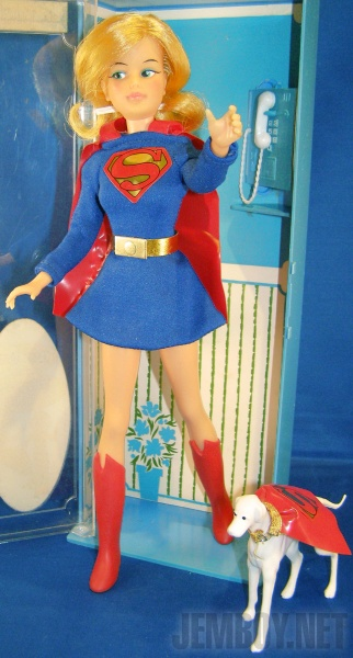 Ideal Super Queen Comic Heroine Supergirl (1967)