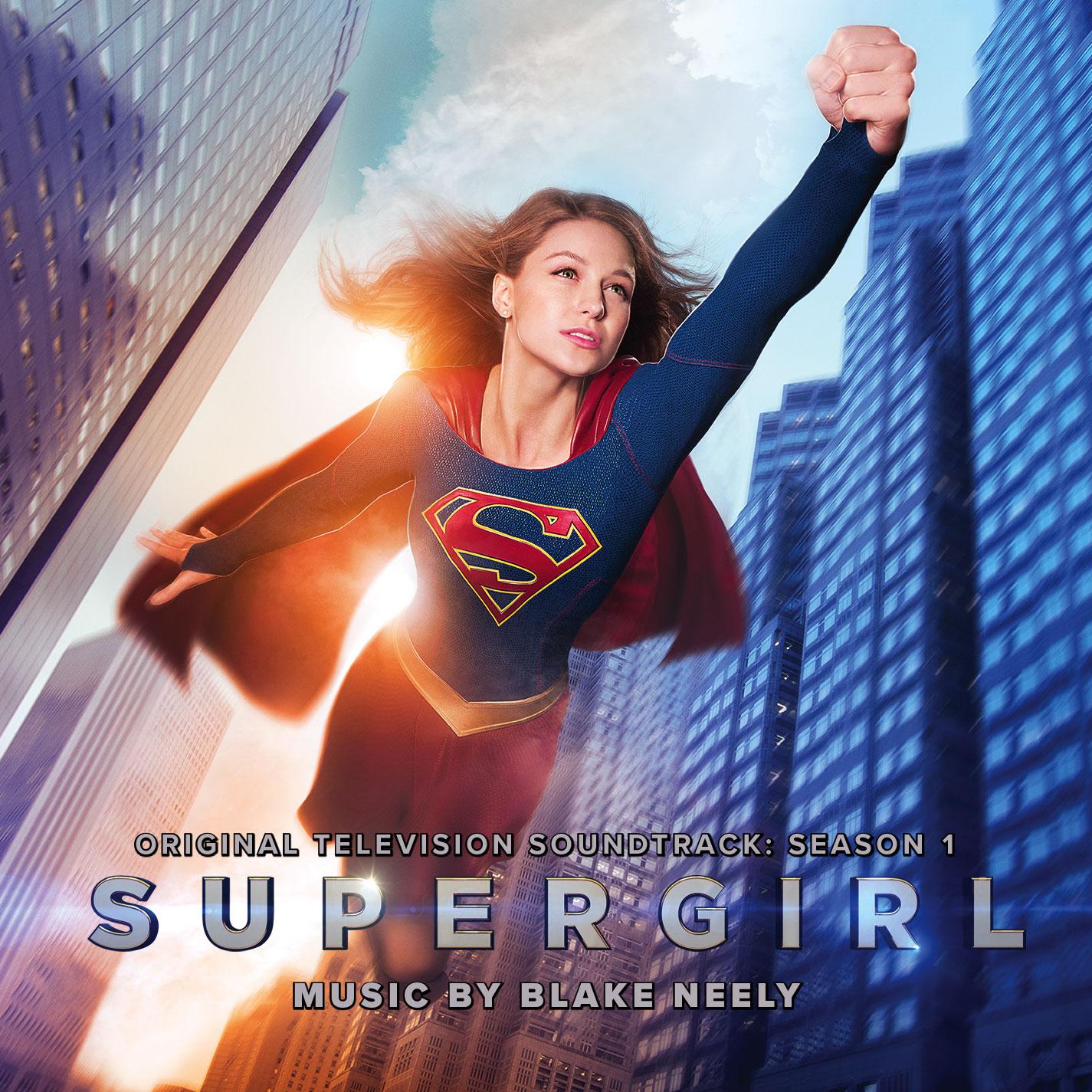 Supergirl Season 1 Original Television Soundtrack