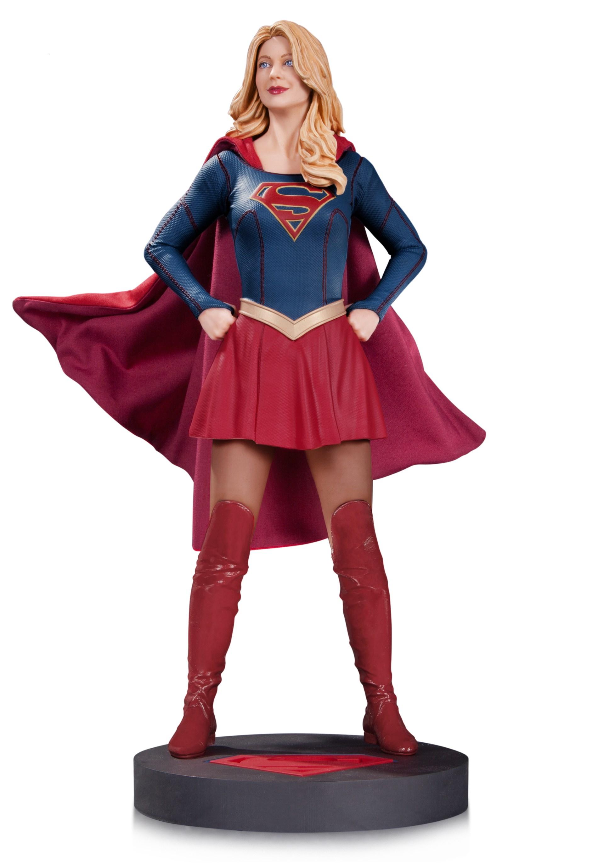 Supergirl TV Statue 2016