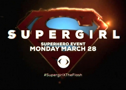 Supergirl The Flash Teaser
