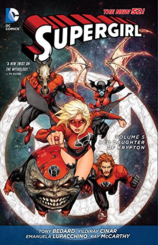 Supergirl Vol. 5: Red Daughter of Krypton
