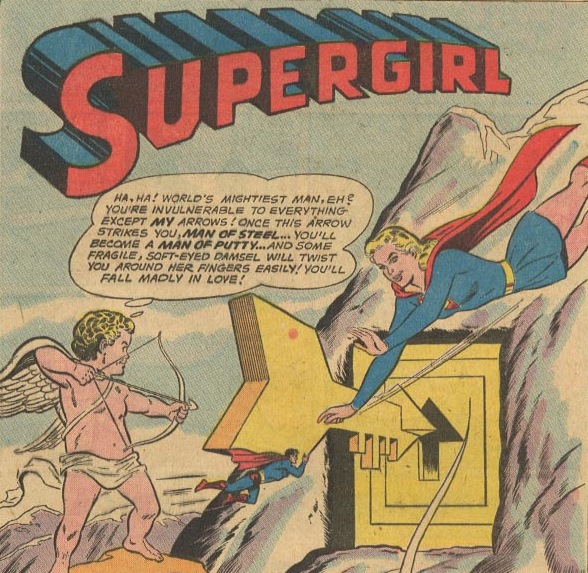 Supergirl key