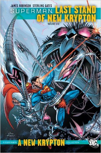 Superman Last Stand of New Krypton Vol 1