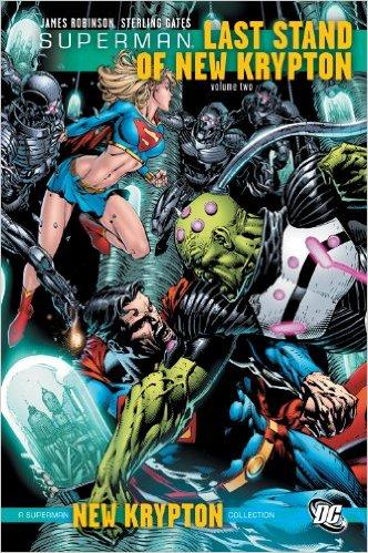 Superman Last Stand of New Krypton Vol 2