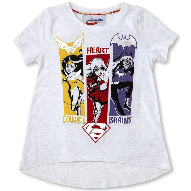 Target DCSHG Courage Heart Brains Top