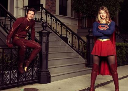 Variety Flash Supergirl