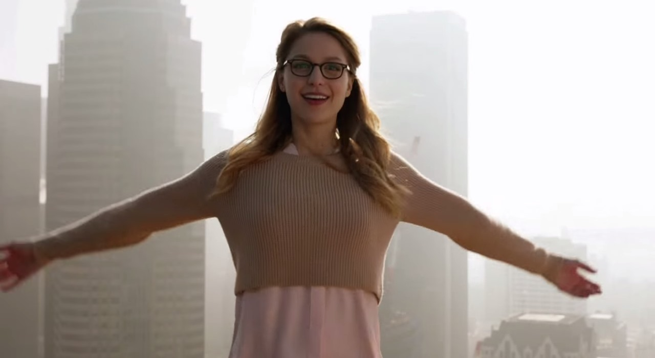 Supergirl First Look Screencap 4