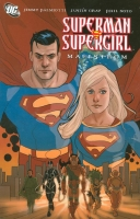 cover image of Superman Supergirl Maelstrom