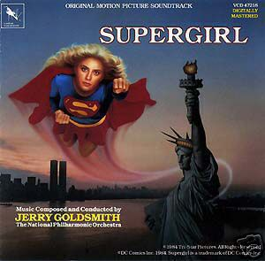 Supergirl Soundtrack Cover