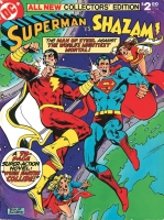 All New Collectors Edition C-58 Superman vs Shazam