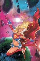 Ame Comi Girls #5: Supergirl clean