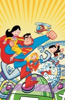 Superman Family Adventures 01