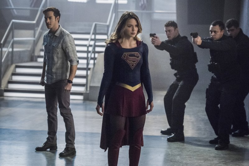 Supergirl 2x16 25