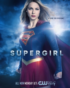 Supergirl 2x02 Poster - A Hero For Everyone