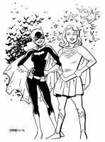 Supergirl-and-Batgirl-by-Chris-Samnee