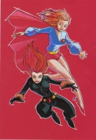 Supergirl-by-Craig-Rousseau-Black-Widow