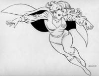 Supergirl-by-Dan-Adkins-1