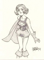 Supergirl-by-David-Bryan