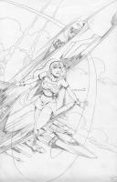 Supergirl-by-Dennis-Crisostomo