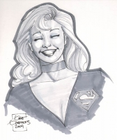 Supergirl-by-Gene-Gonzales-July-2009