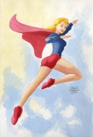 Supergirl-by-Gene-Gonzales-March-2009