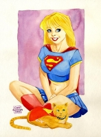 Supergirl-by-Gene-Gonzales-Nov-06-2008