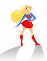 Supergirl-by-GenevieveFT