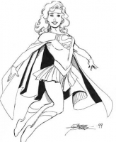 Supergirl-by-George-Perez-1999