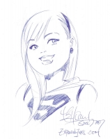 Supergirl-by-Henry-Liao