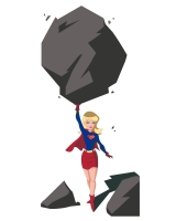Supergirl-by-Jaclyn-Favro-Kyle-Hefley