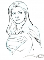 Supergirl-by-Jamal-Igle-2010-Phoenix-Comiccon