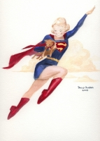 Supergirl-by-Paolo-Rivera
