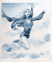 Supergirl-by-Ray-Lago