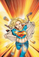Supergirl 53 promotional version