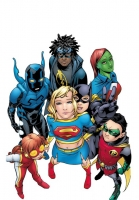 Supergirl 62 unpublished cover