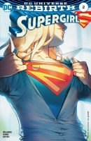 Supergirl 02 Variant by Bengal