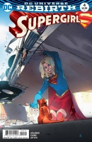 Supergirl 04 Variant by Bengal