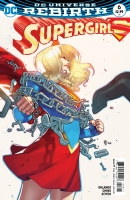 Supergirl 06 Variant by Bengal