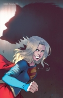 Supergirl 07 Variant by Bengal