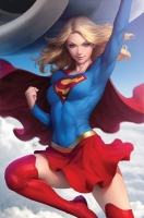 Supergirl 12 Variant by Artgerm