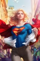 Supergirl 15 Variant by Artgerm