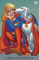 Supergirl 21 Variant by Amanda Conner