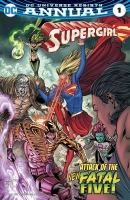 Supergirl Annual 01 (2016 Series)