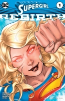 Supergirl Rebirth 01